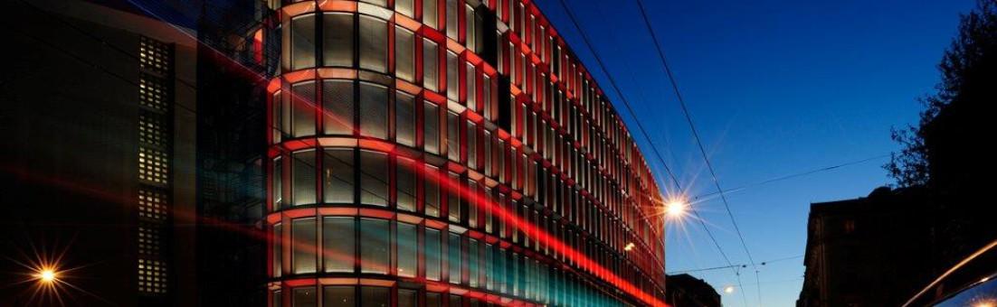 Saint-Georges Center, Genève